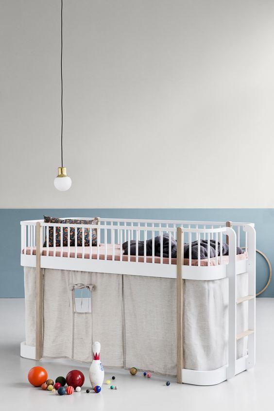 Łóżko pietrowe dla dziecka