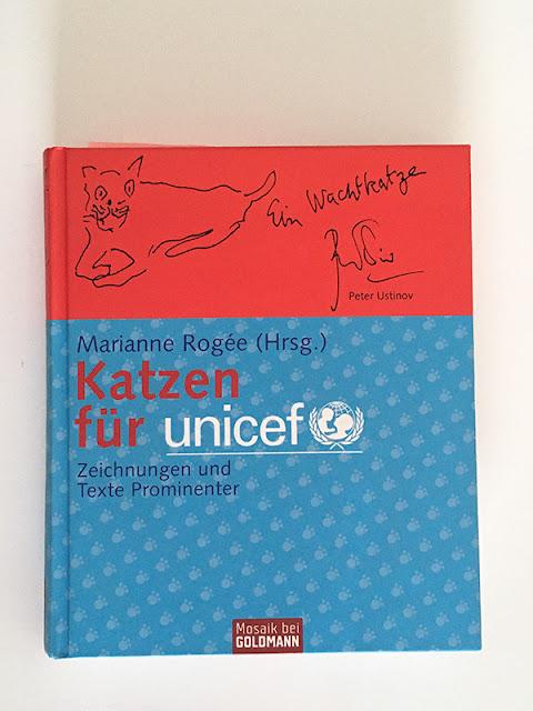 150 Zeichnungen und Texte von Katzen von Prominenten wie Armin Müller Stahl