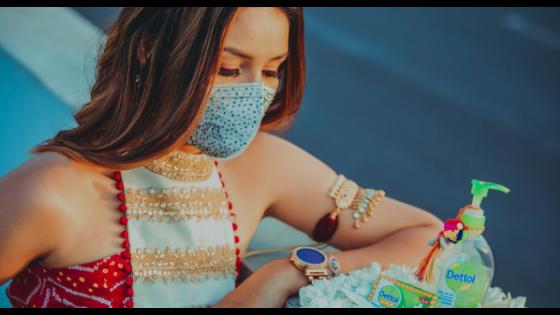 alternatif masker kain