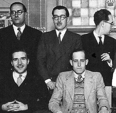 Dr.Vallvé, Cherta, Dr.Ticoulat, Maristany y Ribera