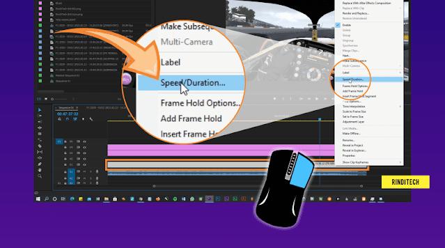 Mengatasi Audio dan Visual tidak Sinkron di Premiere Pro