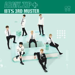 BTS - BTS 3rd MUSTER DVD Albümü