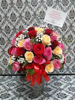 Bunga Rangkaian Valentine 1