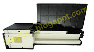 Waste ink pad assy untuk Epson L130, L132, L220, L222, L310, L312, L313, L360, L362, L363, L365, L366