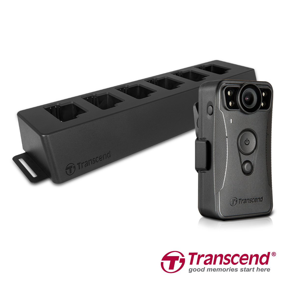 Transcend DrivePro Body 30 Body Camera