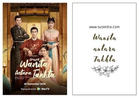 Wanita antara Tahta atau Legend of Two Sisters in the Chaos