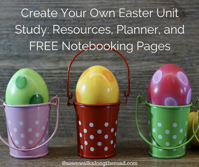 Easter Unit Study Resources
