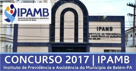 Apostila Concurso IPAMB Belém-PA 2017