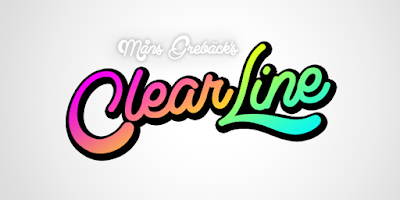 Clearline Font