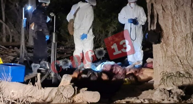 Masacran a seis hombres en Parral, Chihuahua, 5 de ellos son Sinaloenses, reportan que 2 fueron decapitados