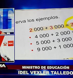 ESCÁNDALO: MINEDU repartió libros a colegios con errores garrafales [VIDEO]