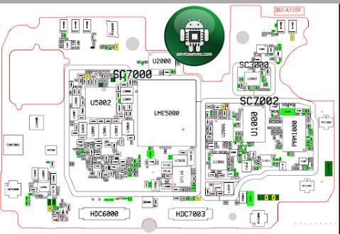 Schematic Samsung Galaxy A10 A105F_Free Download