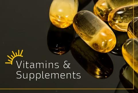 Huge Range of Vitamins and Supplements with Great Deals and Offers.