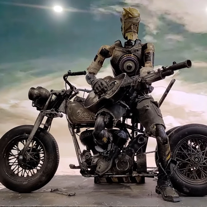 RC Animatronics by Danny Huynh Creations
