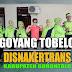 Video Goyang Tobelo Ala Dinas Tenaga Kerja dan Transmigrasi Kabupaten Gorontalo