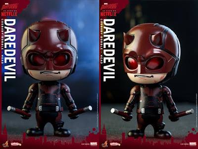 Marvel's Daredevil Cosbaby Mini Figure Series by Hot Toys - Daredevil