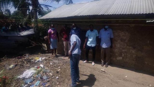 Mtwapa Mtomondoni residents photo