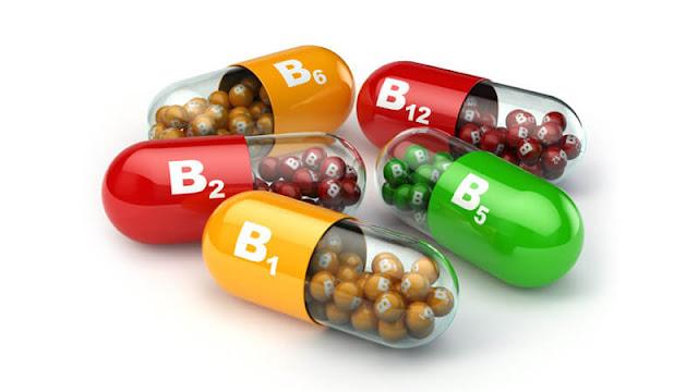 اهم تلخيص لفيتامينات ب vitamins B