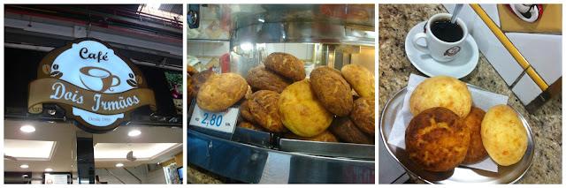 Café Dois Irmãos (no Mercado Central), BH