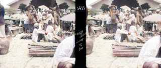 penjual raru tuak batak