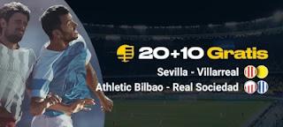 bwin promocion Sevilla vs Villarreal 29-12-2020