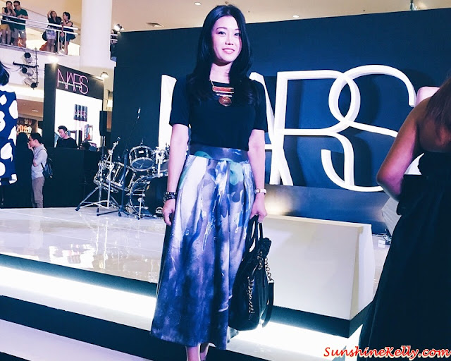 NARS Mid Valley Celebration Party, NARS Malaysia, NARS Mid Valley, NARS Private Screening Fall 2015 Color Collection, NARS Fall 2015, NARS AW15, NARS Party