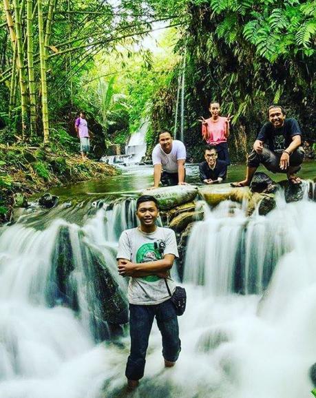 wisata hits di desa pulesari