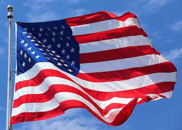 Nomes Americanos dos Estados Unidos