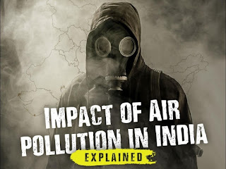 IMPACT OF AIR POLLUTION IN INDIA