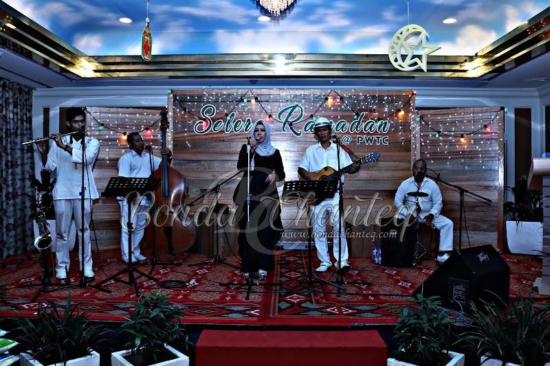 Buffet Selera Ramadhan Di PWTC Berkonsepkan Pasar Malam Menarik Minat Pengunjung