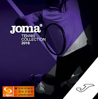 Catalogue Joma Tennis 2016