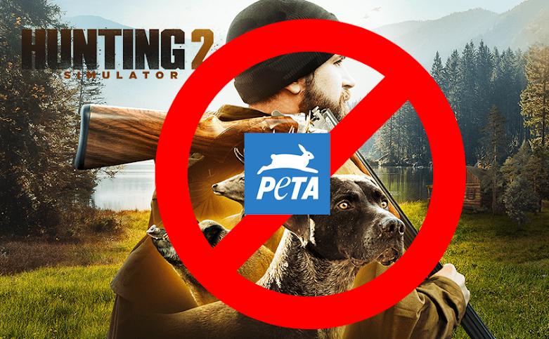 PETA pide a Hunting Simulator 2 que cambie las armas por cámaras fotográficas