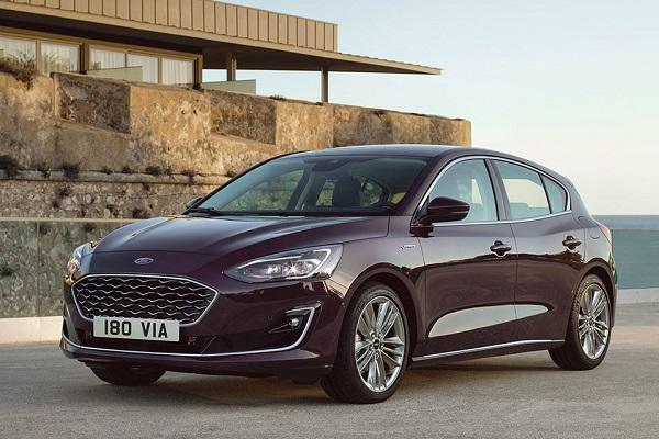 Nuevo Ford Focus IV Vignale 2019