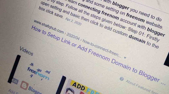 How I add My Post to Featured Snippet