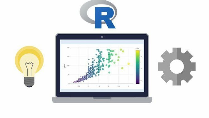 R Programming:For Data Science With Real Exercises [Free Online Course] - TechCracked