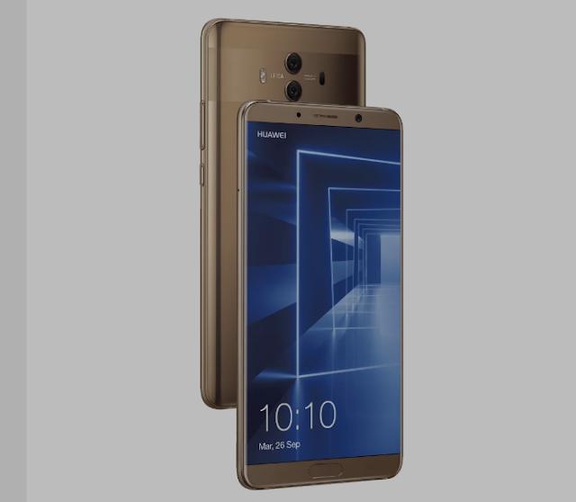 Download Wallpaper Huawei Mate 10 7