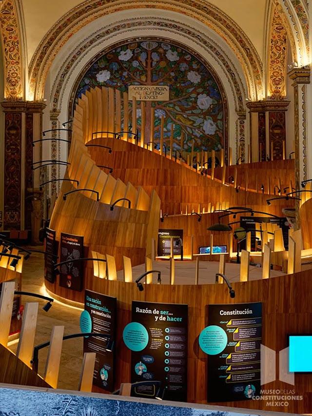 Premio Red Dot Award al Museo de las Constituciones