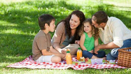 Ailecek Piknik Yapmak