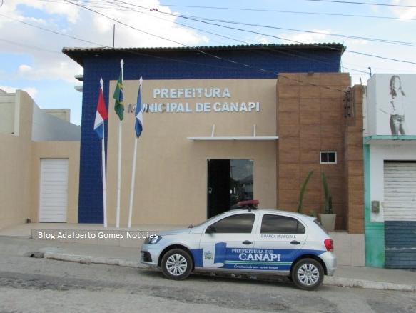 MPC/AL apura denúncias de nepotismo em Canapi e pede a suspensão da nomeação do pai do Prefeito