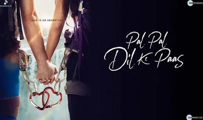 पल पल दिल के पास Pal Pal Dil Ke Paas - Romantic Hindi song lyrics
