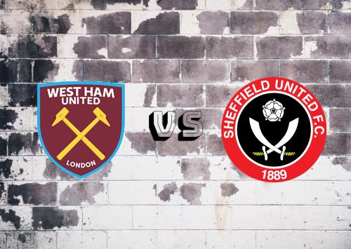 West Ham United vs Sheffield United  Resumen