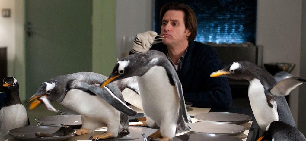 I Pinguini di Mr. Popper - Commedia
