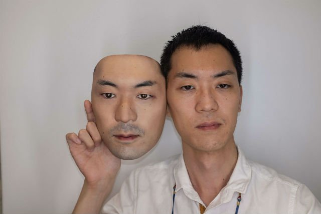 Kamenya Omoto Mask