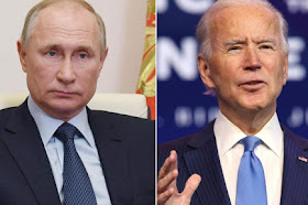 Biden proposes summit with Putin in coming months