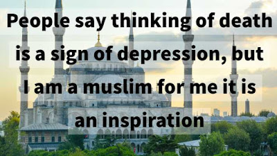 what happens after death in islam quotes