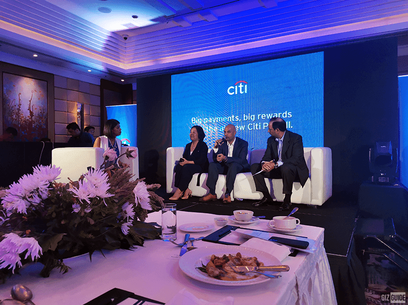 Host Suzy Entrata led the discussion with Citi PH executives