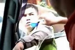 Viral! Bikin Geram Polisi Pukul Sopir Ambulans yang Bawa Pasien Gegara Sirene