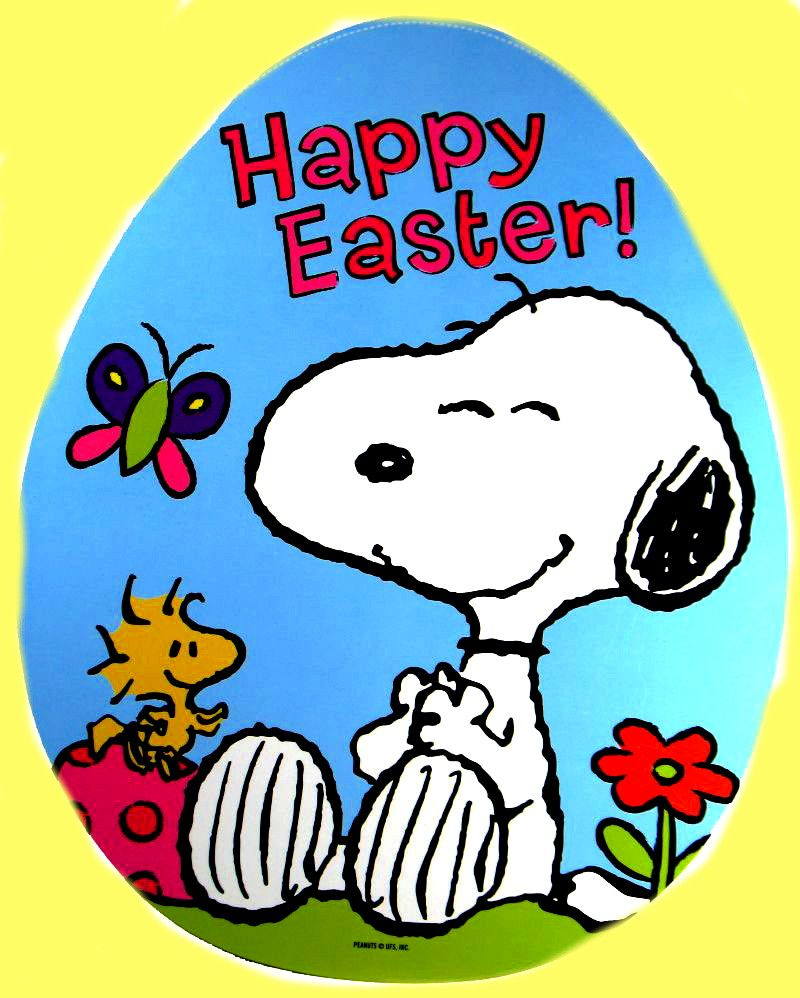 Ostern Mit Snoopy