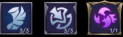 Emblem Dyrroth Tersakit dan Terkuat