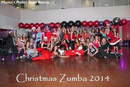Zumba Christmas Party Images.Christmas Zumba 2014